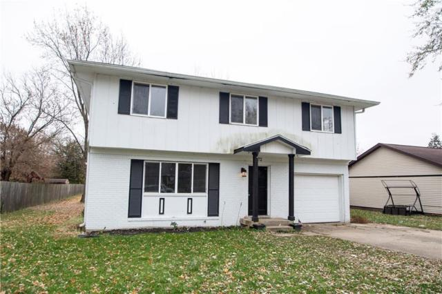672 Holiday Drive, Fortville, IN 46040 (MLS #21607054) :: The Evelo Team