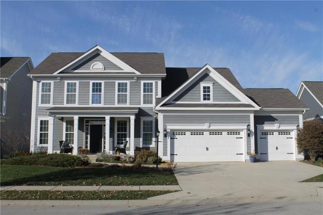 10792 Heatherfield Drive, Fishers, IN 46038 (MLS #21607056) :: HergGroup Indianapolis