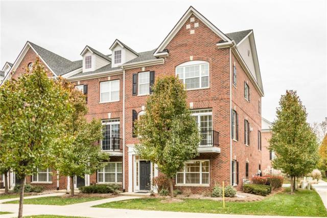 11915 Kelso Drive #5, Zionsville, IN 46077 (MLS #21607057) :: AR/haus Group Realty