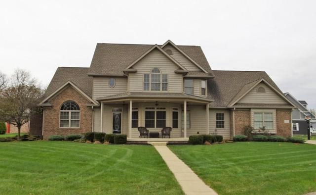1501 Woodbrooke Drive, New Castle, IN 47362 (MLS #21607060) :: The ORR Home Selling Team