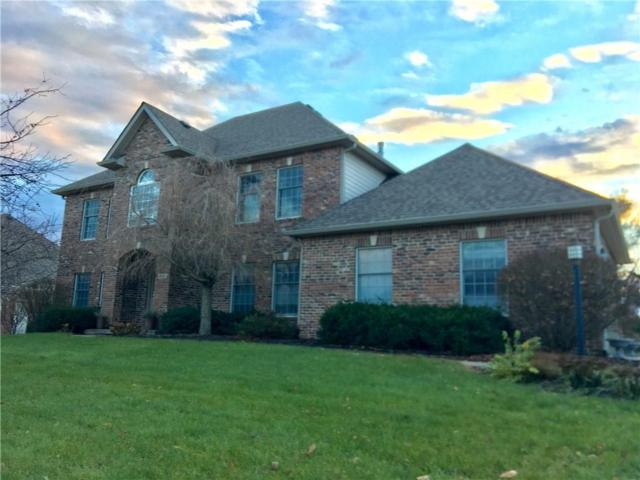 3877 Carwinion Way, Carmel, IN 46032 (MLS #21607085) :: Mike Price Realty Team - RE/MAX Centerstone