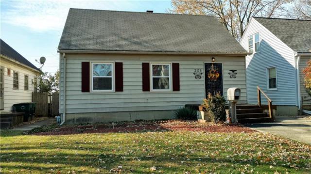 2115 S Pershing Drive, Muncie, IN 47302 (MLS #21607095) :: The ORR Home Selling Team