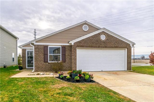 725 Wheatgrass Drive, Greenwood, IN 46143 (MLS #21607115) :: HergGroup Indianapolis