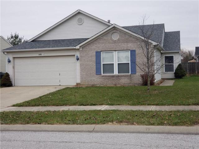 1476 Lavender Drive, Greenfield, IN 46140 (MLS #21607137) :: Mike Price Realty Team - RE/MAX Centerstone