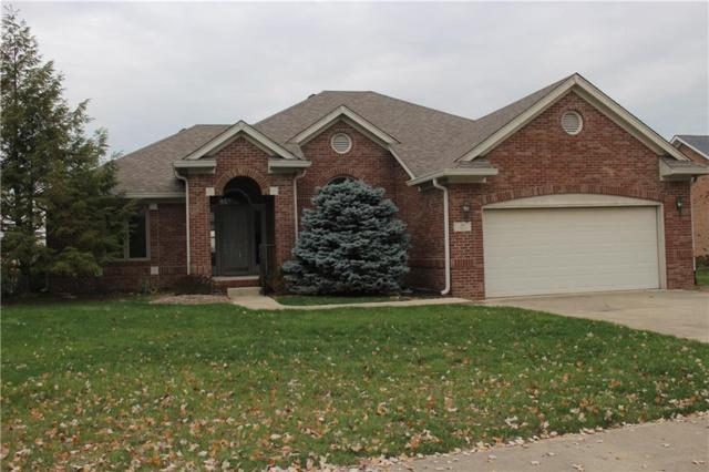 268 Elmscourt Circle, Greenwood, IN 46142 (MLS #21607164) :: The Indy Property Source
