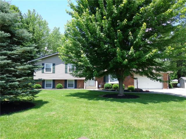 883 SE Dru Cove, Greensburg, IN 47240 (MLS #21607215) :: Mike Price Realty Team - RE/MAX Centerstone