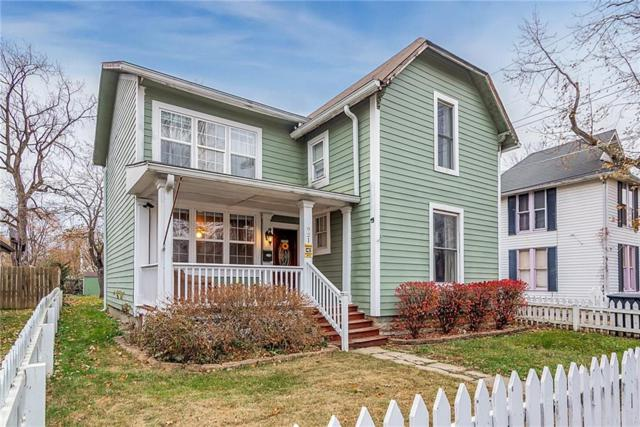 921 Lincoln Street, Anderson, IN 46016 (MLS #21607268) :: Mike Price Realty Team - RE/MAX Centerstone