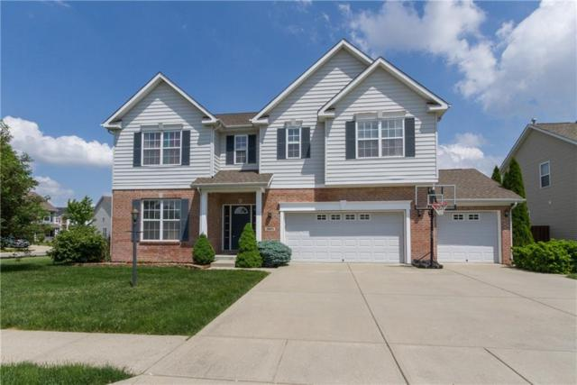 1825 Ballyganner Drive, Avon, IN 46123 (MLS #21607288) :: Mike Price Realty Team - RE/MAX Centerstone