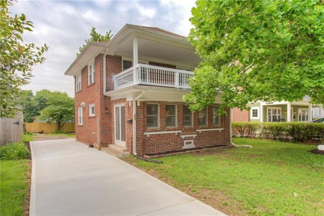 331 W Hampton Drive, Indianapolis, IN 46208 (MLS #21607345) :: Mike Price Realty Team - RE/MAX Centerstone