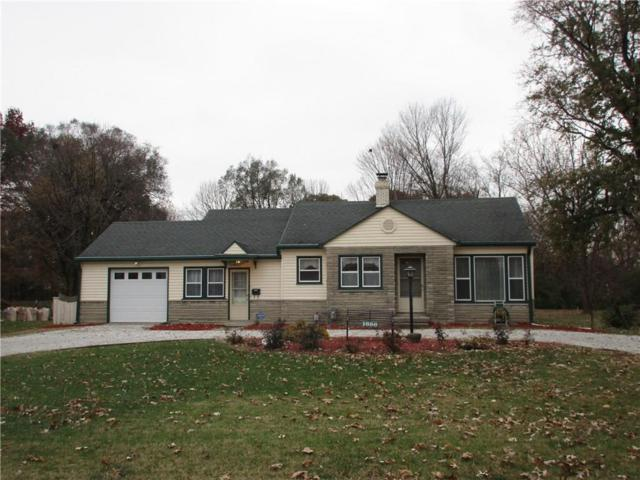 1686 N Whitcomb Avenue, Speedway, IN 46224 (MLS #21607375) :: Mike Price Realty Team - RE/MAX Centerstone
