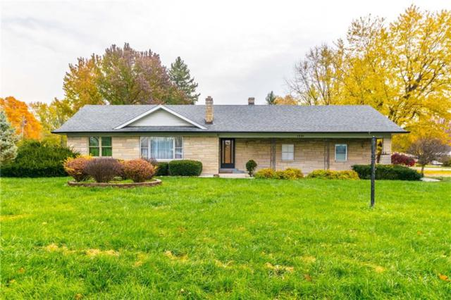 1221 W Mount Pleasant West Street, Greenwood, IN 46142 (MLS #21607378) :: Mike Price Realty Team - RE/MAX Centerstone