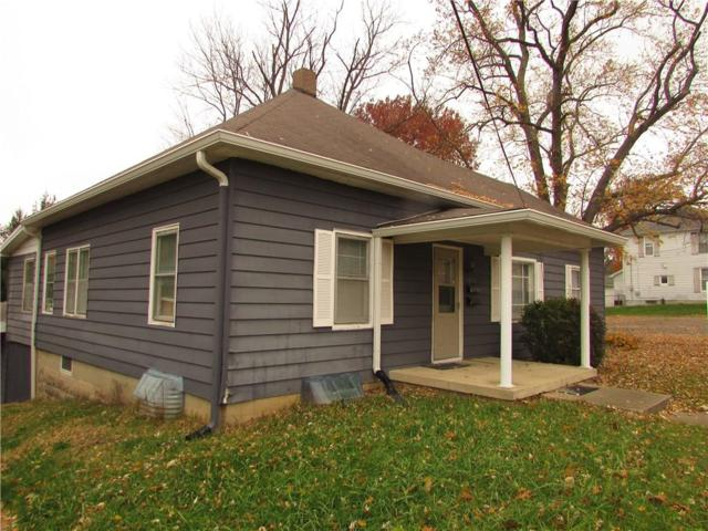 1229 S Main Street, New Castle, IN 47362 (MLS #21607447) :: The Evelo Team