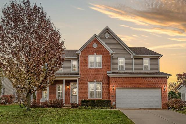 3593 Inverness Boulevard, Carmel, IN 46032 (MLS #21607458) :: Richwine Elite Group