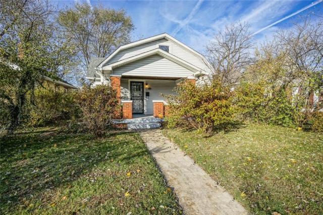 924 N Leland Avenue, Indianapolis, IN 46219 (MLS #21607496) :: Mike Price Realty Team - RE/MAX Centerstone
