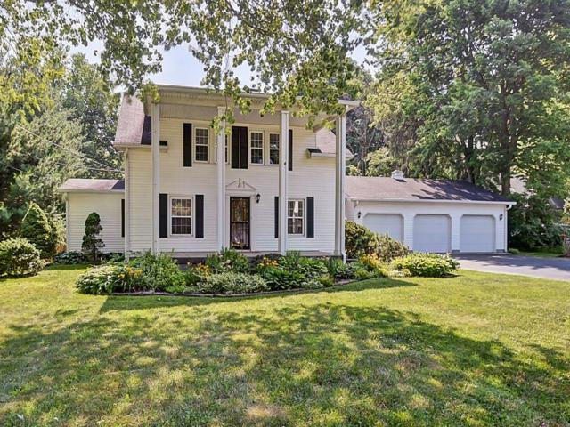 1305 N High School Road, Indianapolis, IN 46224 (MLS #21607509) :: Mike Price Realty Team - RE/MAX Centerstone