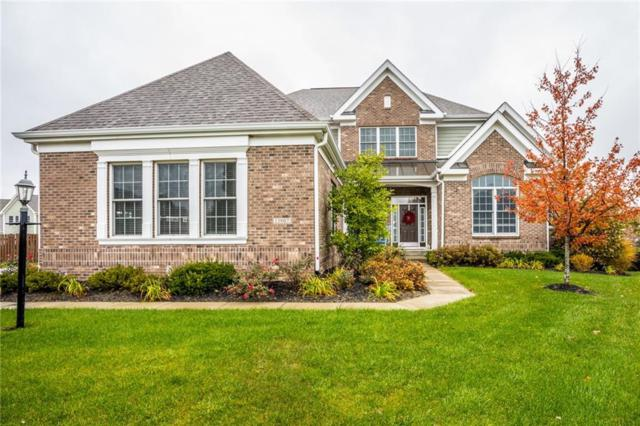 13907 Cloverfield Circle, Fishers, IN 46038 (MLS #21607583) :: The ORR Home Selling Team