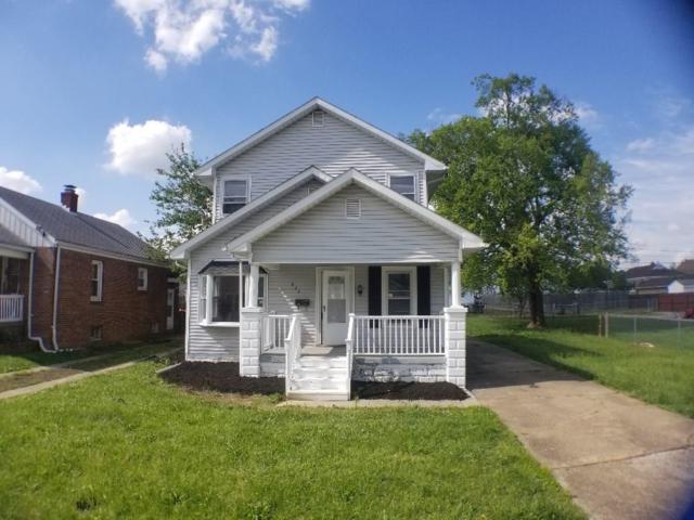 102 W Pennsylvania Street, Shelbyville, IN 46176 (MLS #21607592) :: The ORR Home Selling Team