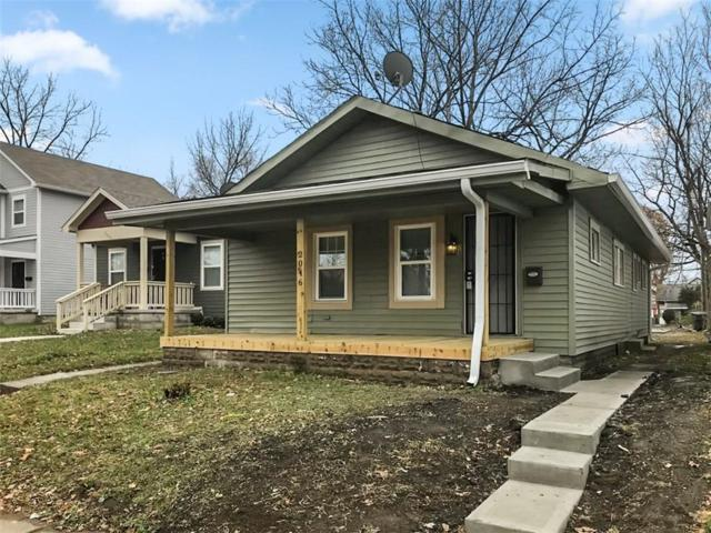 2046 Cornell Avenue, Indianapolis, IN 46202 (MLS #21607634) :: The ORR Home Selling Team