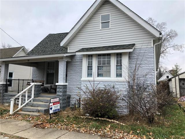 14 W Pierson Street, Greenfield, IN 46140 (MLS #21607637) :: AR/haus Group Realty
