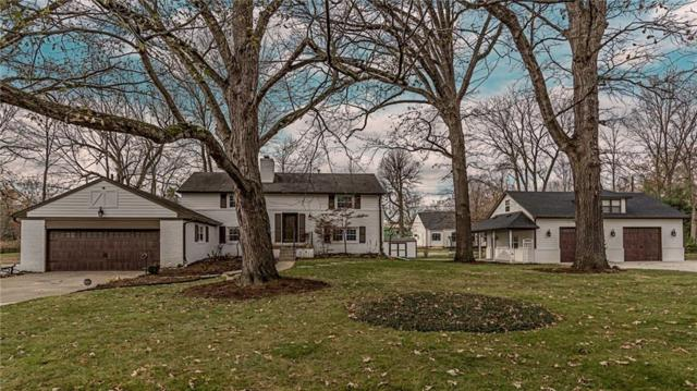 8220 N Kenwood Avenue, Indianapolis, IN 46260 (MLS #21607694) :: Mike Price Realty Team - RE/MAX Centerstone