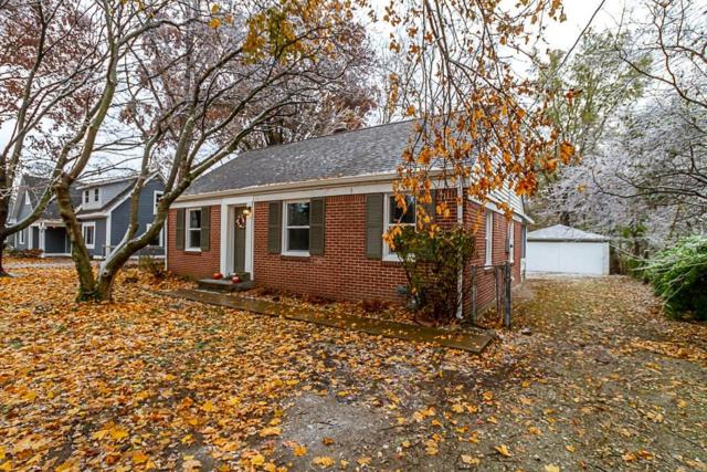 6635 E 11th Street, Indianapolis, IN 46219 (MLS #21607698) :: Mike Price Realty Team - RE/MAX Centerstone