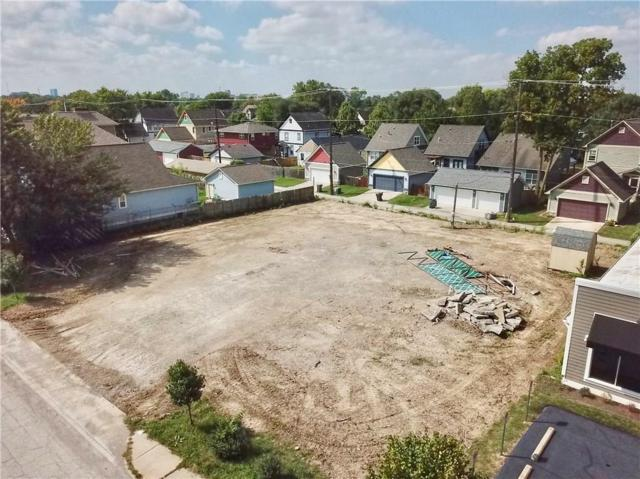 2430 Central Avenue, Indianapolis, IN 46205 (MLS #21607702) :: The ORR Home Selling Team