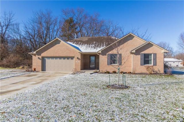 1486 Hideaway Circle, Brownsburg, IN 46112 (MLS #21607714) :: The Evelo Team