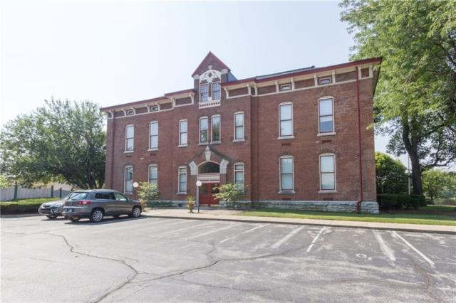 714 Buchanan Street #15, Indianapolis, IN 46203 (MLS #21607799) :: AR/haus Group Realty