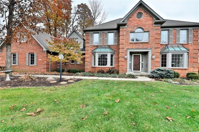 8821 Otter Cove Circle, Indianapolis, IN 46236 (MLS #21607806) :: Mike Price Realty Team - RE/MAX Centerstone