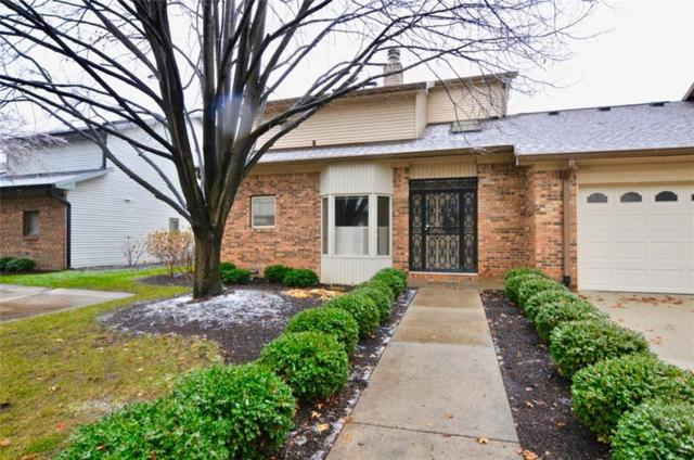 1014 Stratford Hall #1, Indianapolis, IN 46260 (MLS #21607864) :: AR/haus Group Realty