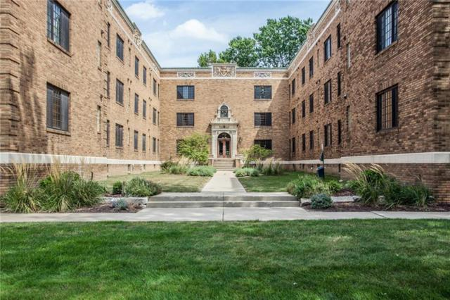5347 N College Avenue #306, Indianapolis, IN 46220 (MLS #21607887) :: The Star Team | RE/MAX Realty Group