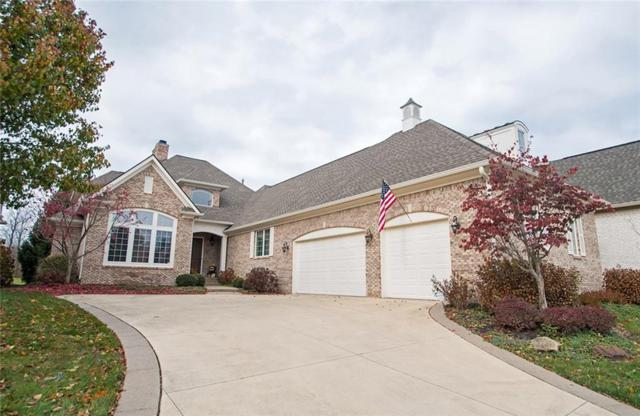 10774 Club Chase, Fishers, IN 46037 (MLS #21607903) :: Richwine Elite Group