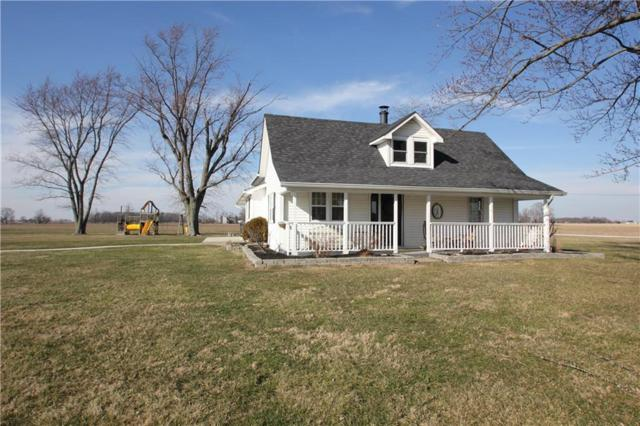 1950 E County Road 1025 Road N, Pittsboro, IN 46167 (MLS #21607942) :: Mike Price Realty Team - RE/MAX Centerstone