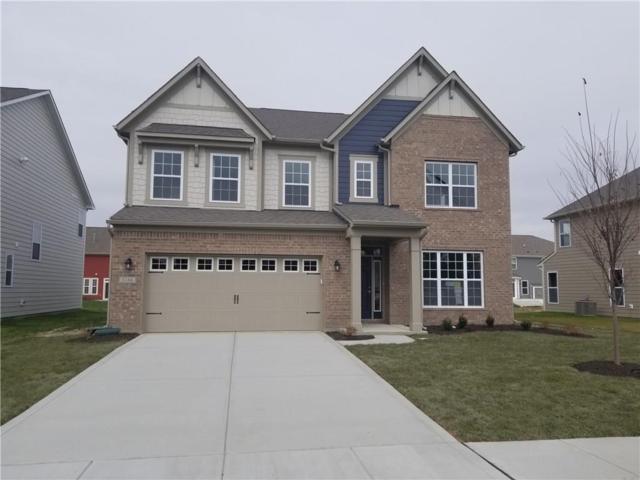 1166 Hamilton Drive, Greenwood, IN 46143 (MLS #21607950) :: FC Tucker Company