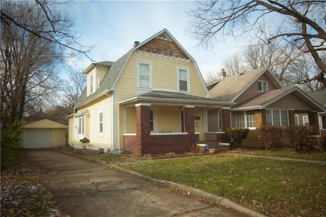 4322 Guilford Avenue, Indianapolis, IN 46205 (MLS #21607978) :: AR/haus Group Realty