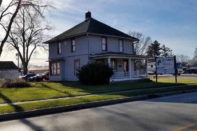 421 E Main Street, Brownsburg, IN 46112 (MLS #21608042) :: Heard Real Estate Team | eXp Realty, LLC