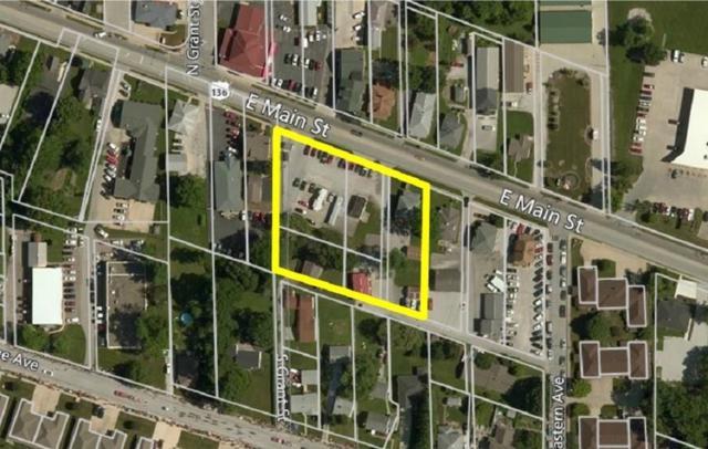 421 E Main Street, Brownsburg, IN 46112 (MLS #21608042) :: AR/haus Group Realty