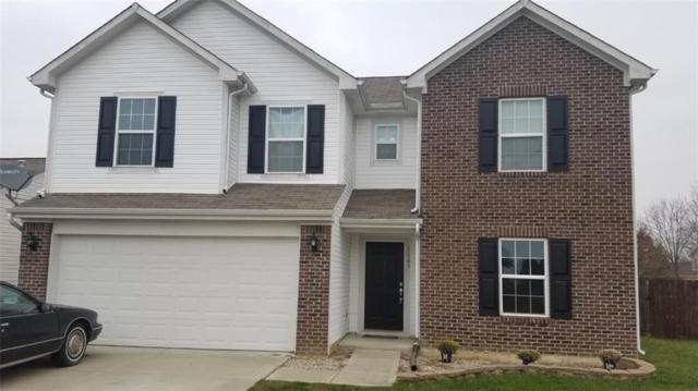 1103 Spend A Buck Court, Whiteland, IN 46184 (MLS #21608050) :: Mike Price Realty Team - RE/MAX Centerstone