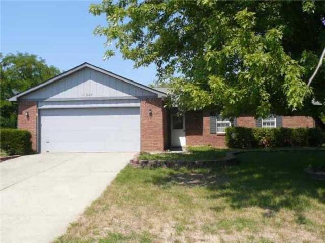 11604 E 75th Street, Indianapolis, IN 46236 (MLS #21608058) :: Mike Price Realty Team - RE/MAX Centerstone