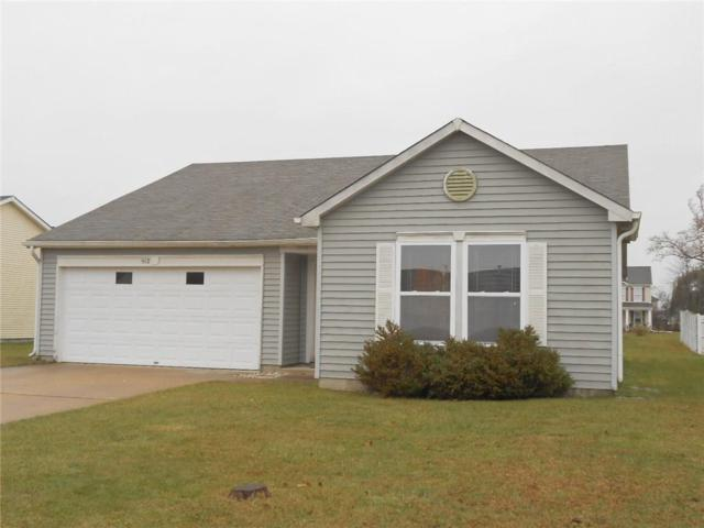 912 Streamside Drive, Greenfield, IN 46140 (MLS #21608063) :: Mike Price Realty Team - RE/MAX Centerstone