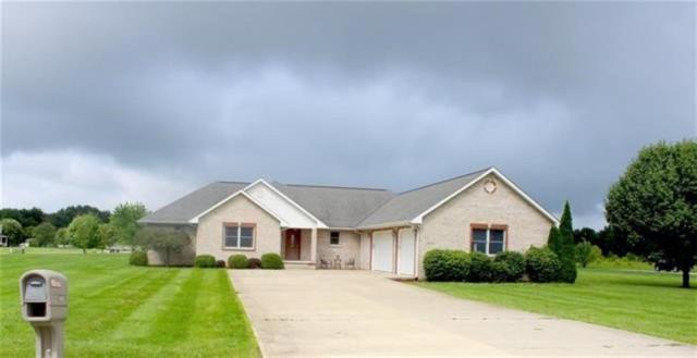 8553 N County Road 425 W, Brazil, IN 47834 (MLS #21608093) :: The ORR Home Selling Team