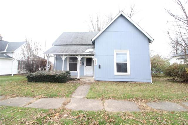 425 Milton Avenue, Anderson, IN 46012 (MLS #21608109) :: Mike Price Realty Team - RE/MAX Centerstone