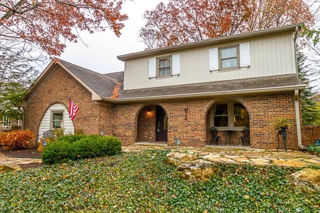 3105 Albright Court, Indianapolis, IN 46268 (MLS #21608173) :: The Evelo Team