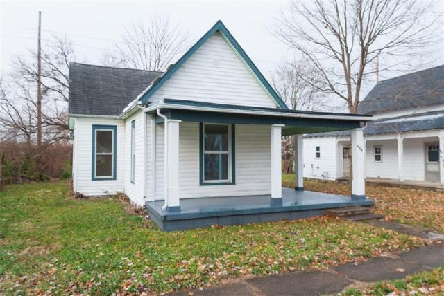 321 Milton Avenue, Anderson, IN 46012 (MLS #21608180) :: Mike Price Realty Team - RE/MAX Centerstone