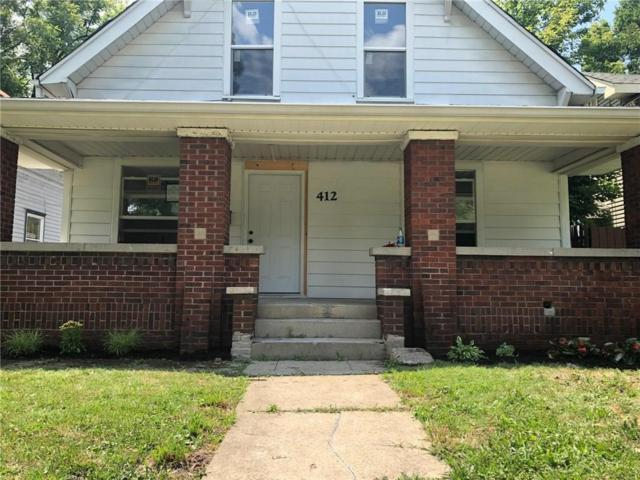 412 N Riley Avenue, Indianapolis, IN 46201 (MLS #21608184) :: AR/haus Group Realty