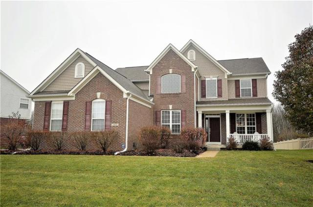 5026 Cabrillo Drive, Plainfield, IN 46168 (MLS #21608189) :: The ORR Home Selling Team