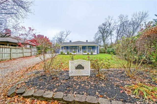 3711 Governors Road, Indianapolis, IN 46208 (MLS #21608226) :: The ORR Home Selling Team