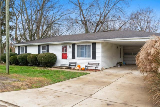 8224 W Cooley Street, Yorktown, IN 47396 (MLS #21608249) :: The ORR Home Selling Team