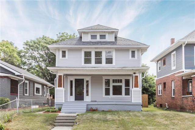 3029 Broadway Street, Indianapolis, IN 46205 (MLS #21608253) :: Mike Price Realty Team - RE/MAX Centerstone