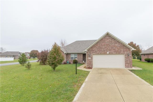 5128 W Stonehaven Lane, New Palestine, IN 46163 (MLS #21608313) :: The Indy Property Source
